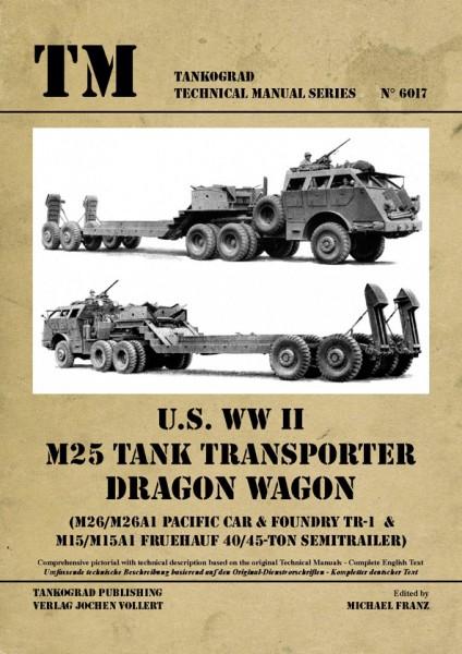 TG-6017 M25 Tank Transporter
