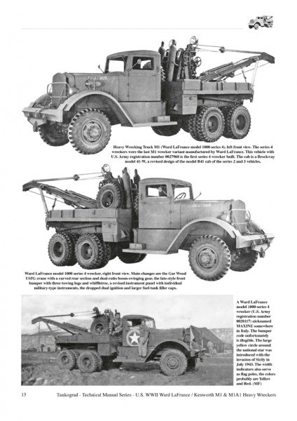 TG-6029 Heavy Wreckers M1 & M1A1