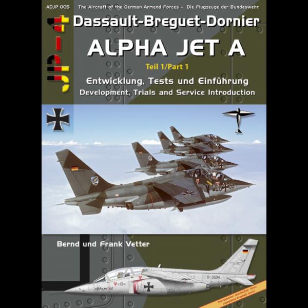ADJP 005 Alpha Jet A