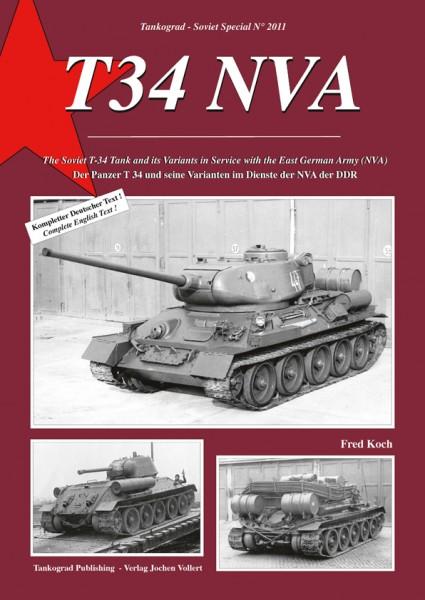 TG-2011 T 34 NVA