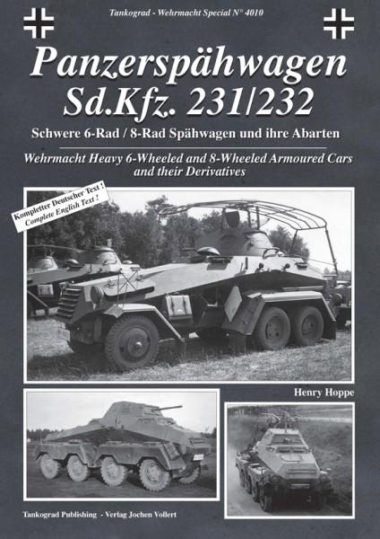 TG-4010 Panzerspähwagen Sd.Kfz. 231/232