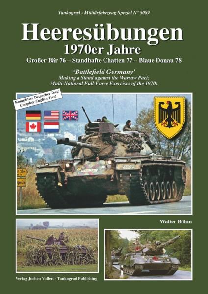 TG-5089 Heeresübungen 1970ger Jahre