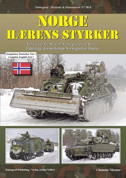 TG-7016 Norge Haerens Styrker