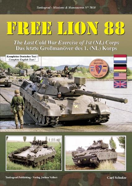 TG-7018 Free Lion 88
