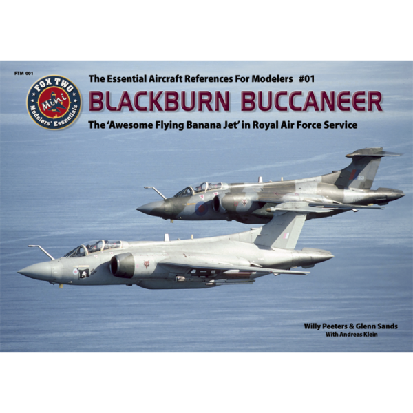 FTM 001 Blackburn Buccaneer