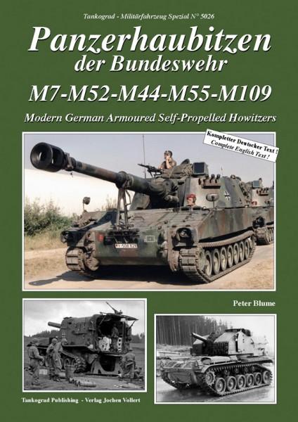TG-5026 Panzerhaubitzen der Bundeswehr