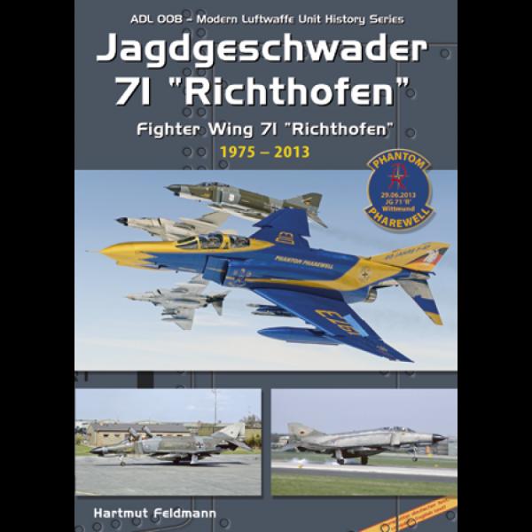 """ADL 008 Jagdgeschwader 71 """"Richthofen"""""""