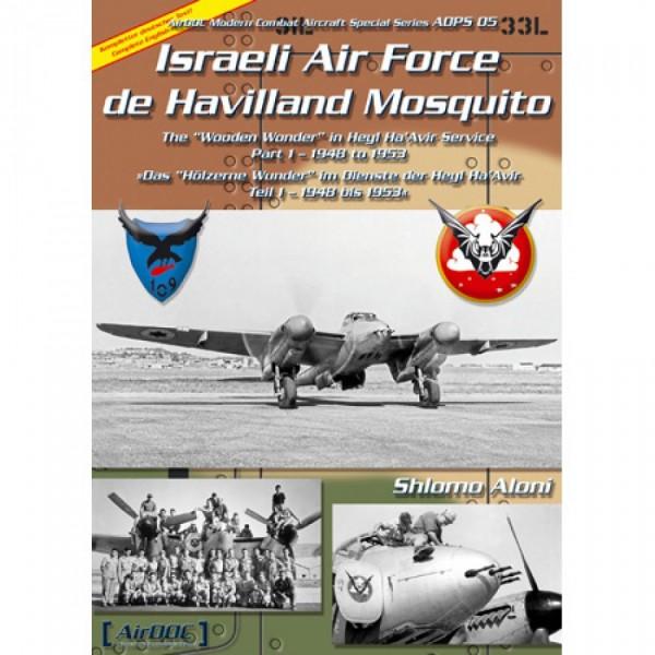 ADPS 005 IAF DeHavilland Mosquito