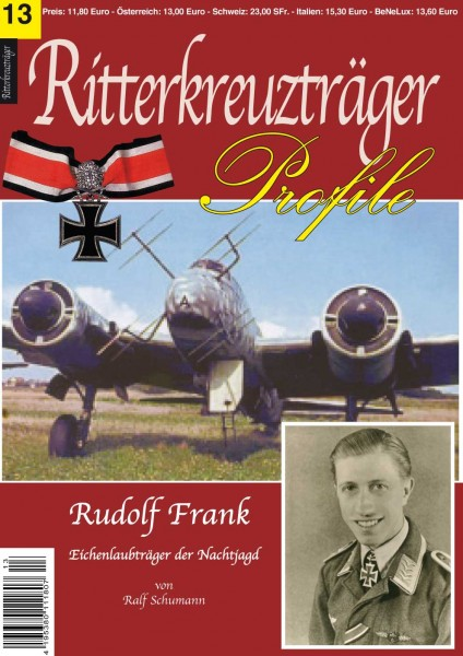 RITTERKREUZTRÄGER Profile 13