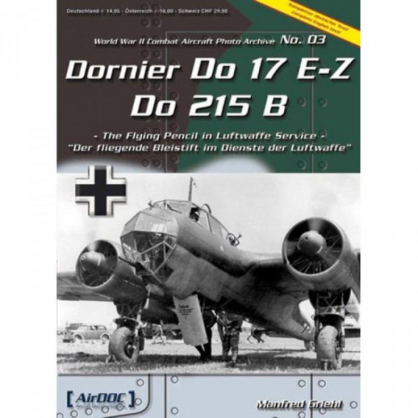 ADC 003 Dornier Do 17 E-Z