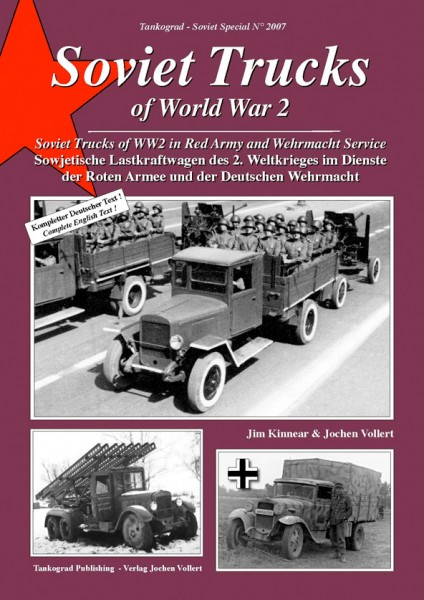 TG-2007 Soviet Trucks of WW II