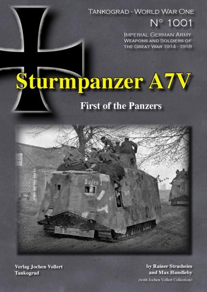 Sturmpanzer A7V (NEUAUFLAGE)