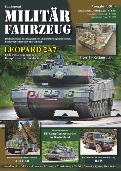5) Militärfahrzeug 3/2014