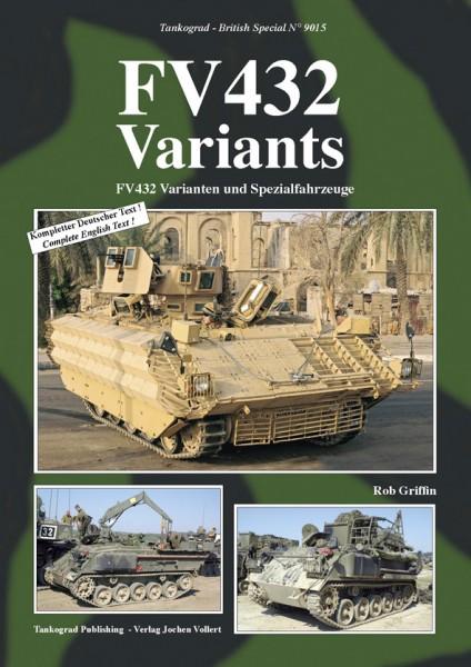 TG-9015 FV 432 Varianten