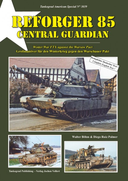 TG-3039 Reforger 1985 - Central Guardian