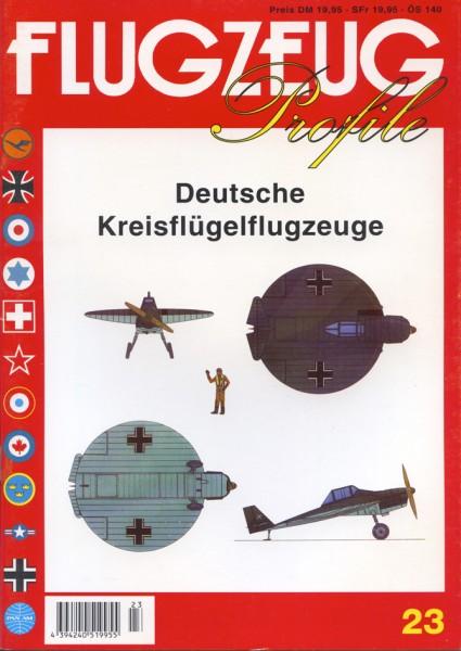 FLUGZEUG Profile 23