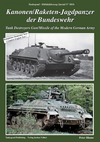 TG-5016 Kanonen/Raketen Jagdpanzer der Bundeswehr