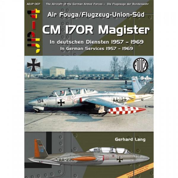 ADJP 007 Fouga CM 170R Magister (Lw)