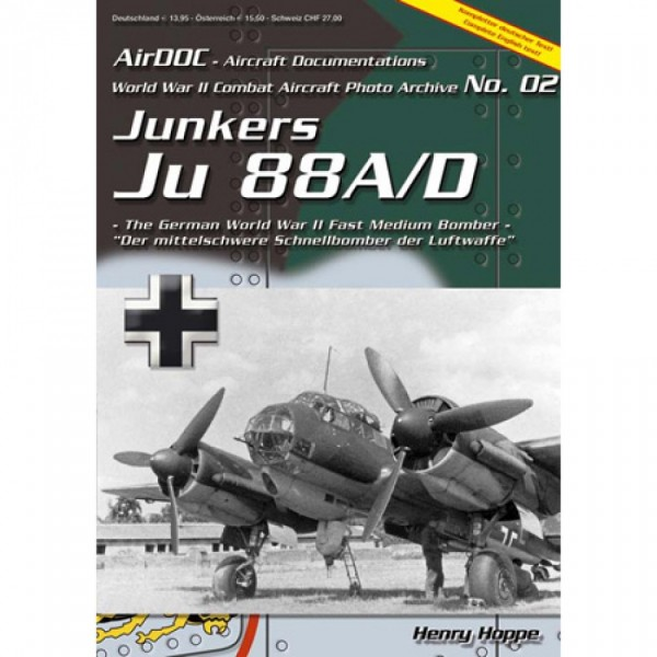 ADC 002 Junkers Ju 88 A/D