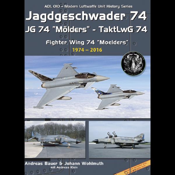 ADL 010 Das Jagdgeschwader 74 - Teil 2