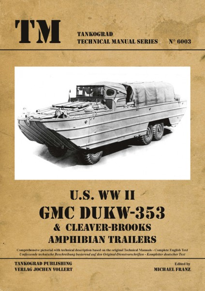 TG-6003 GMC DUKW-353