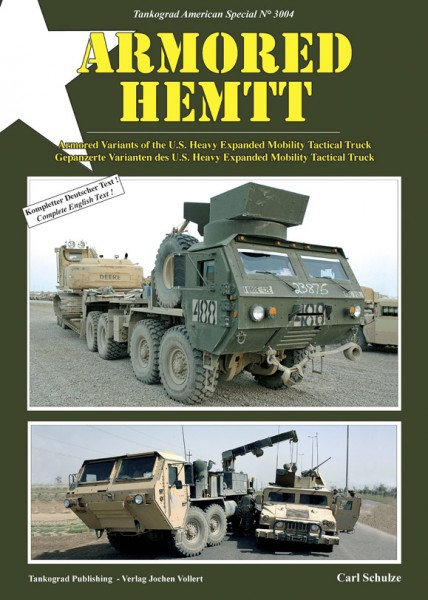 TG-3004 Armoured HEMTT