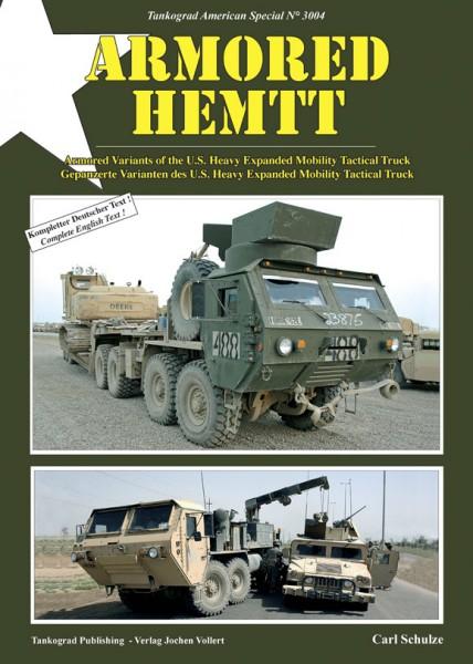 TG-3004 Armoured HEMTT