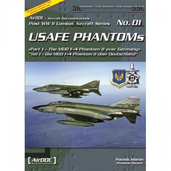 ADP 001 USAF Phantoms