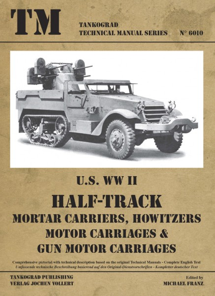 TG-6010 Half-Track Motor Carriers