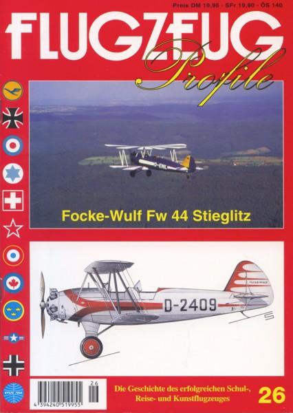 FLUGZEUG Profile 26