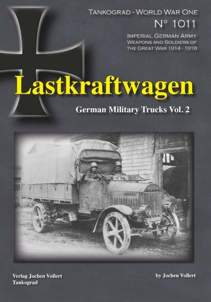 Lastkraftwagen/German Military Trucks Vol.2