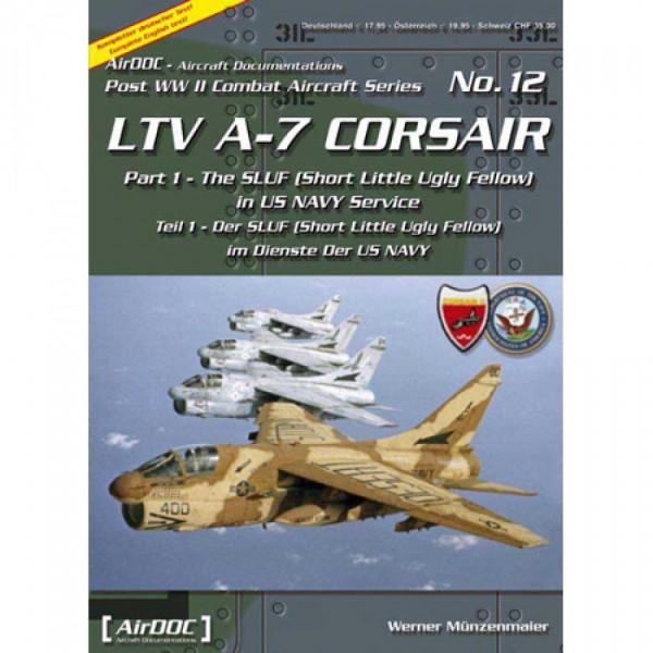 ADP 012 LTV A-7 Corsair