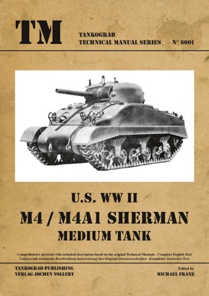 TG-6001 M4/M4A1 Sherman