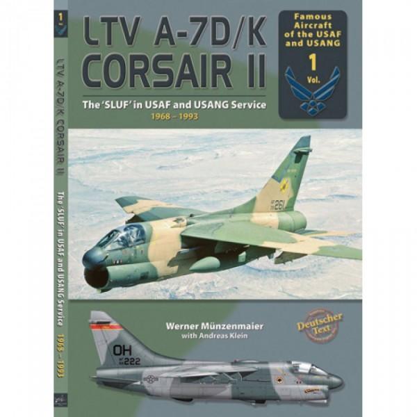 AD 004 LTV A-7D Corsair II