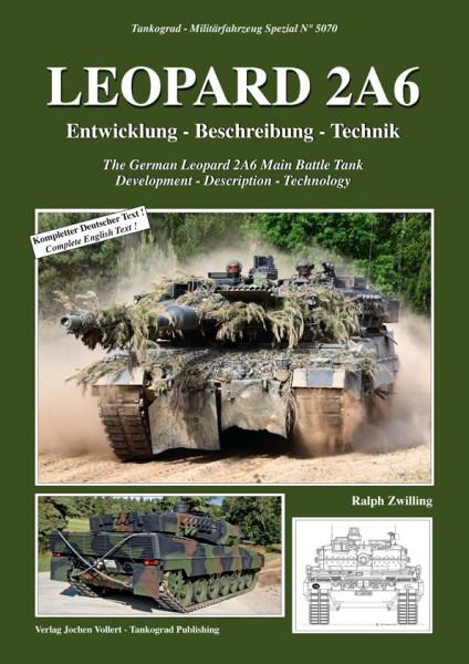 TG-5070 Leopard 2 A6