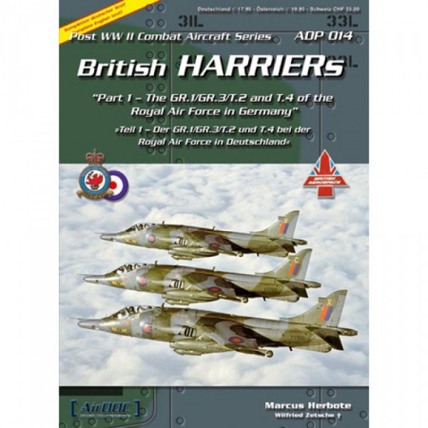 ADP 014 British Harriers