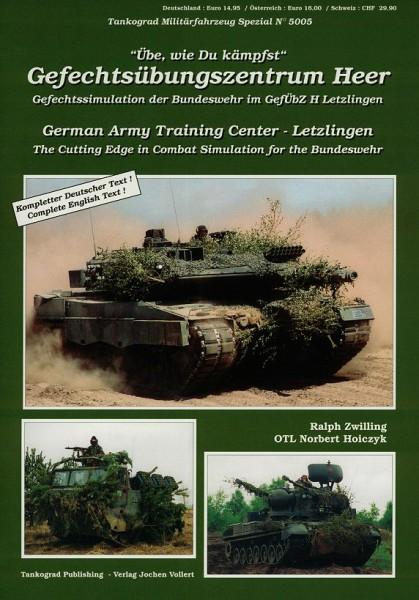 TG-5005 Gefechtsübungszentrum Heer